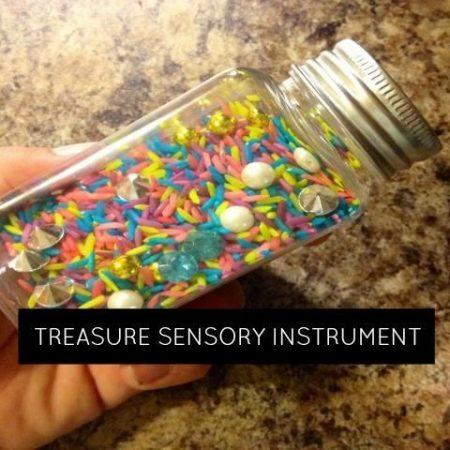 Treasury-Sensory-Instrument