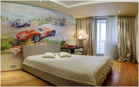 DIY-Tips-To-Convert-Your-Childs-Bedroom-into-a-Dreamland