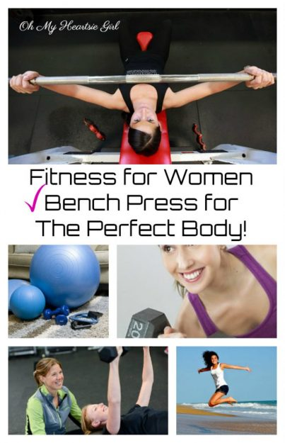Fitness-for-Women-—-Bench-Press-for-The-Perfect-Body