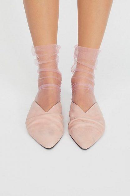 Sheer-Socks
