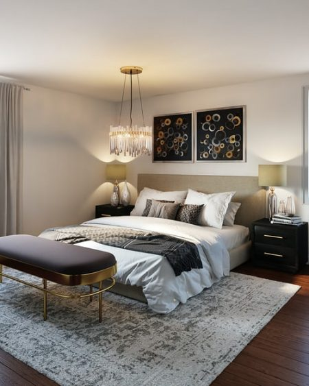 Paint-bedrooms-with-one-color-or-warming-colors