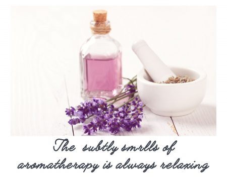 Aromatherapy-smells-is-always-relaxing.