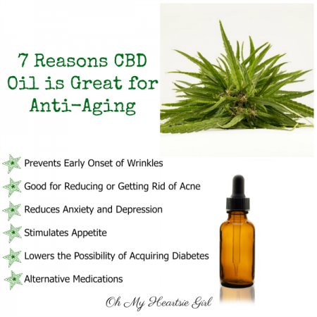 7-Reasons-CBD-Oil-is-Great-For-Anti-Aging