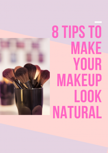 8-Tips-to-Make-Your-Makeup-Look-Natural