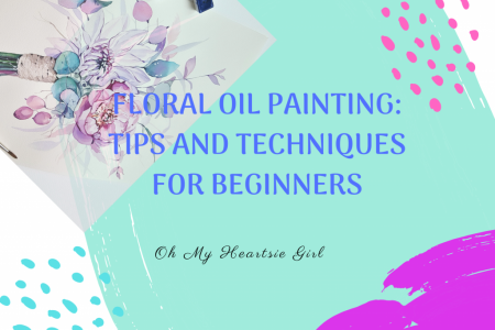Tips-and-Techniques-of-Floral-Oil-Painting-for-Beginners