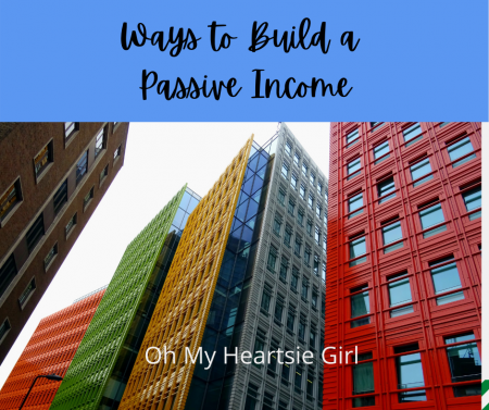 Ways-to-Build-a-Passive-Income