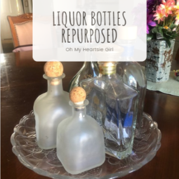 Liquor-Bottles-Repurposed-For-Home-Decor