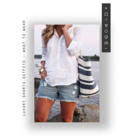Luxury-Shorts-Outfits-–-What-To-Wear.