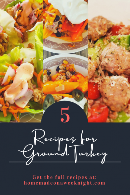 Home-made-on-a-week-night-ground-turkey-5-ways