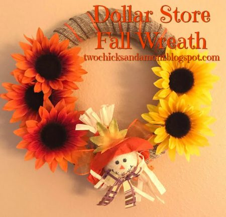 two-chicks-and-a-mom-dollar-store-craft-blog-hop-fall-wreath