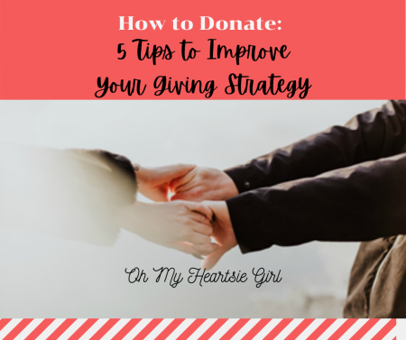 5-TIps-to-improve-your-giving-strategy