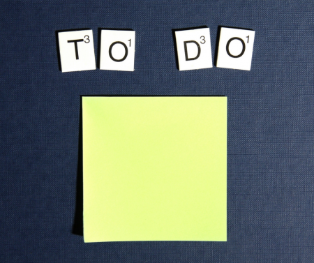 Creating-a-to-do-list