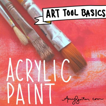 How-To-Use-Acrylice-Paints-Video
