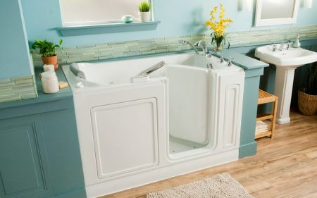 The-ease-of-Walkin-Tubs-in-your-home