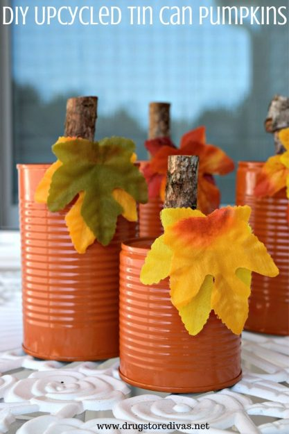 Drugstore-Diva-diy-upcycled-tin-can-pumpkins-image