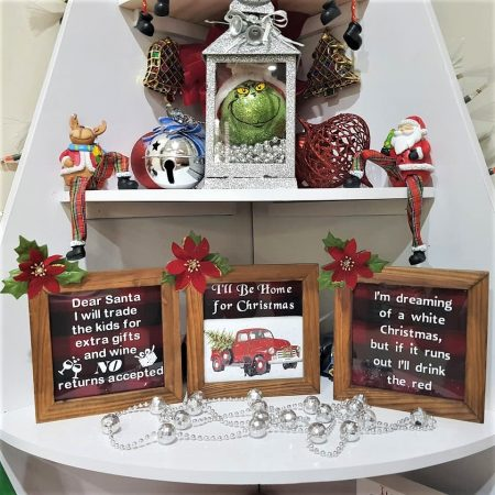 DIY-Framed-Christmas-signs-at-Unique-Creations