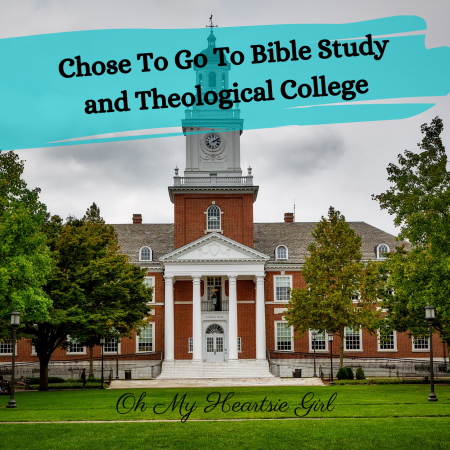 The Main Reasons Why You Need to go to Bible Study and Theological College