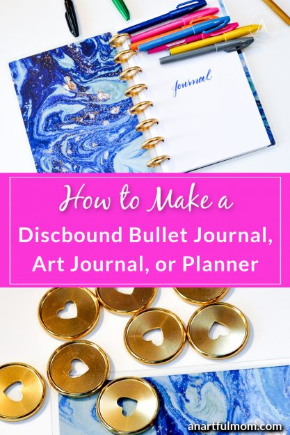 How-to-Make-a-Discbound-Planner-Bullet-Journal-or-Art-Journal