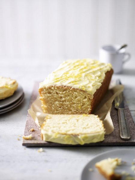 Quick-And-Easy-To-Make-Vegan-Frosted-Lemon-Cake.