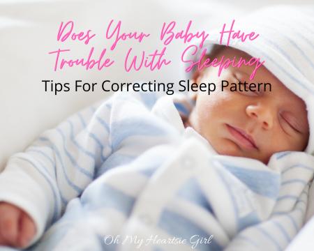Correcting-Babies-Sleep-Pattern