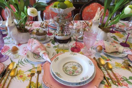 Fabbys-Living-Easter-Tablescape-Using-Italian-Tognana-Dinnerware-April-2020