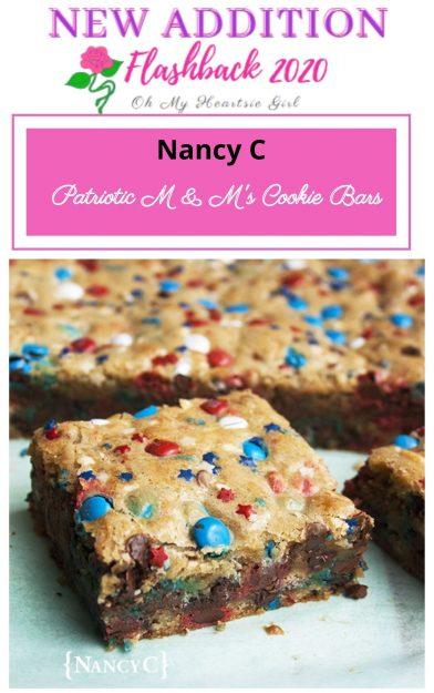 Flash-Back-2020-Nancy-C-Patriotic-MMs-Cookie-Bars