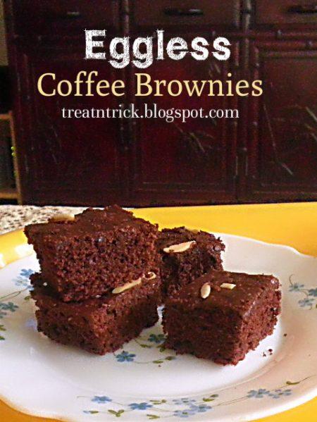 Eggless-Coffee-Brownies