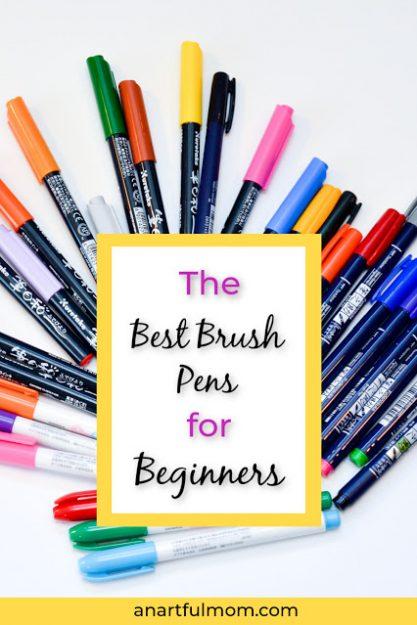 The-best-brush-pens-for-beginners