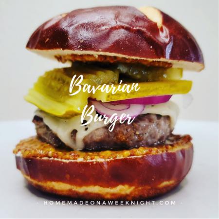 Bavarian-Burger