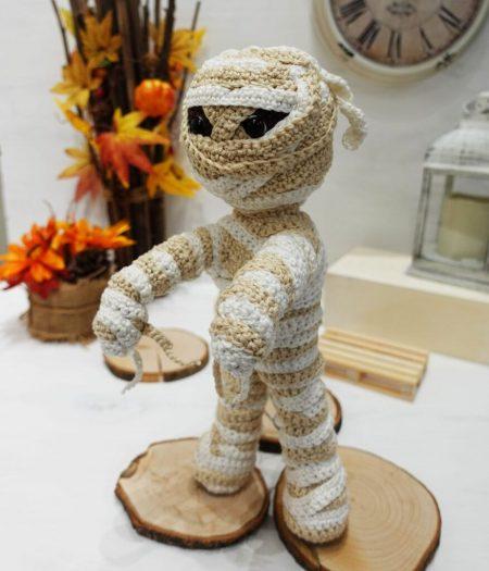 Crochet-Mummy-Free-Pattern