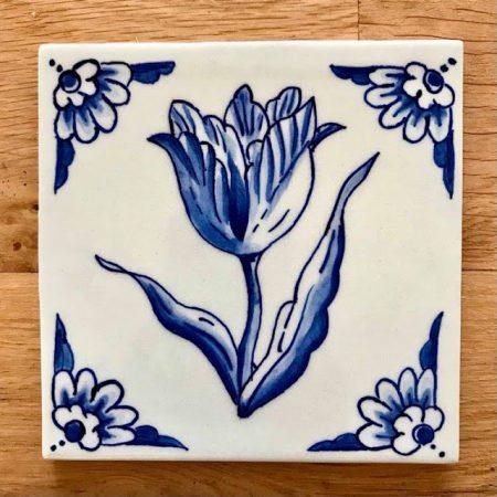 Delft-Blue-Tile-After-Firing