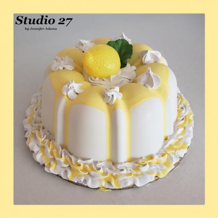 Faux-Bundt-Cake