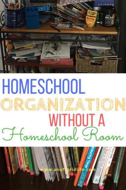 Simple-Homeschool-Organization-Solutions