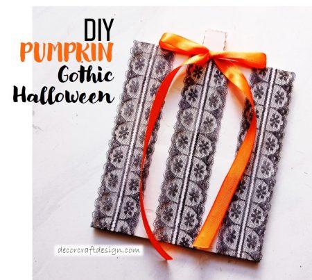 DIY-Pumpkin-Gothic-Halloween